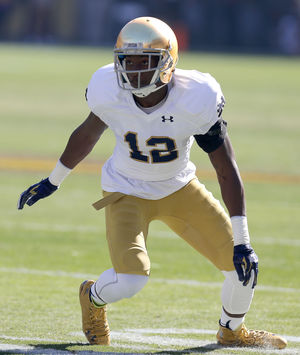 Devin Butler - Class of 2013 - Notre Dame3