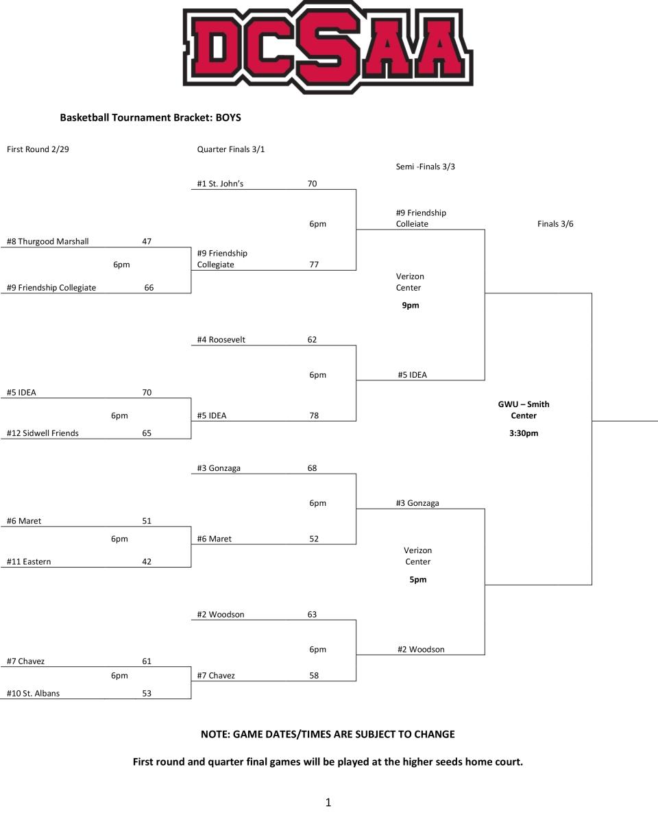 2016-Basketball-Tournament-Bracket