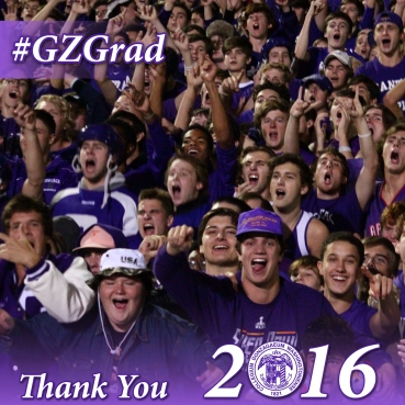 GZGrad crowd pic instagram